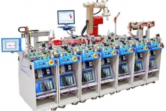 mechatronics training system 3