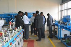 SIEMENS Certification Training at DeKUT6